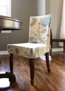 dining chair cover img