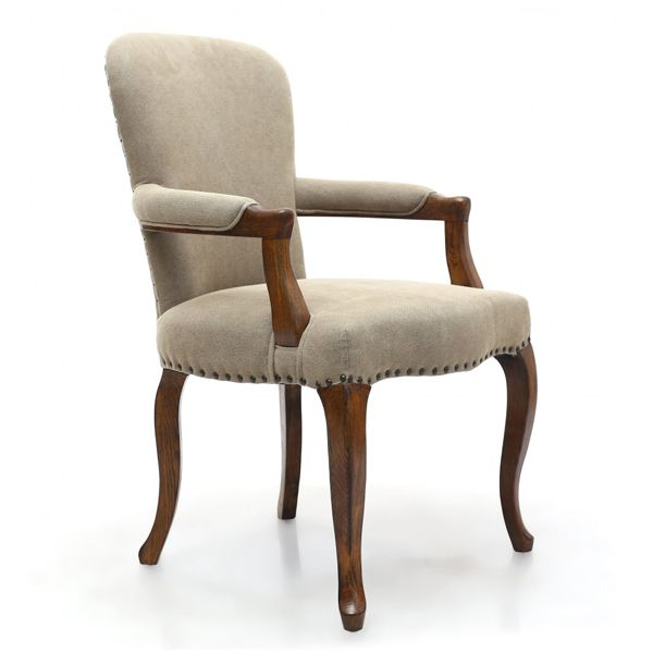 dining chair with arms