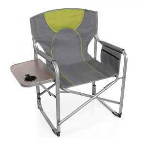 directors chair with side table n main folding chair