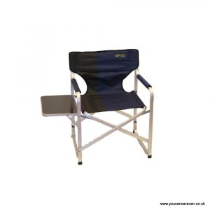 directors chair with side table deluxe range directors chair with side table blue p zoom
