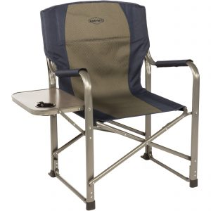 directors chair with side table kamp rite cc directors chair with side