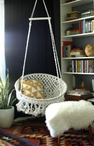 diy hanging chair hanging chair