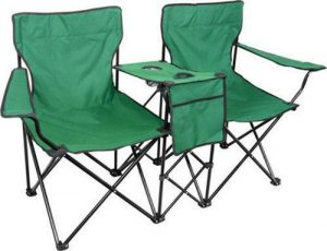 double camping chair $