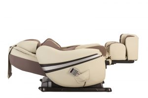 dreamwave massage chair dreamwave cream side recliened