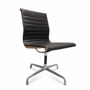 eames office chair eames ea meeting chair ribbed star base x
