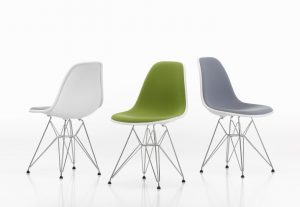 eames plastic chair eames plastic side chair dsr