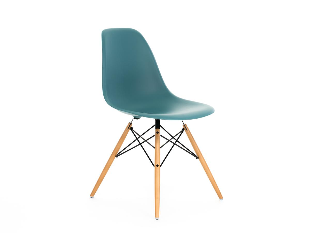 eames plastic chair vitra eames plastic chair dsw ocean zoom
