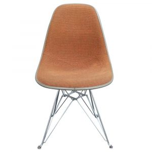 eames shell chair aalhermanmillersideshellchaireiffeltowerbasebrown