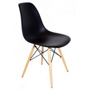 eames shell chair eames chair shell black
