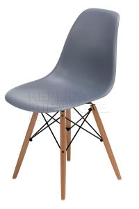 eames side chair replica eames dining chair dark grey