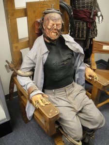 electric chair execution ccde b