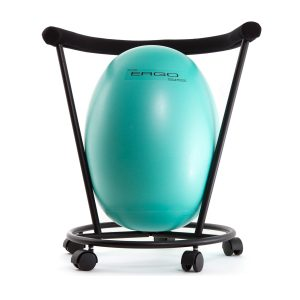 ergonomic ball chair the ergo chair eco green