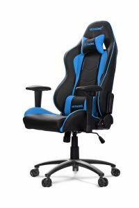 ergonomic gaming chair akracing nitro ergonomics gaming chair left e