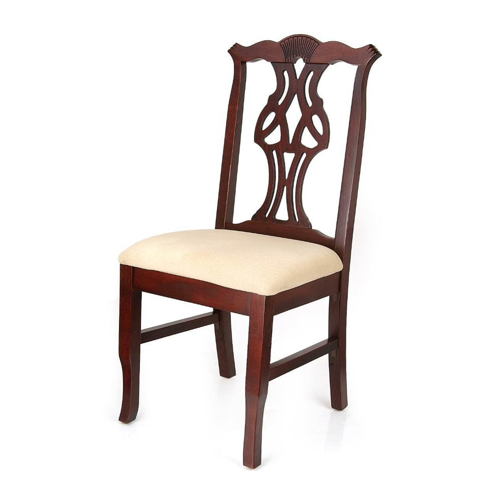 espresso dining chair