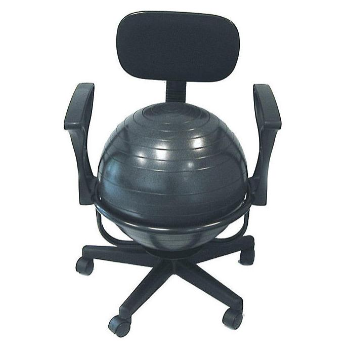 exercise ball chair base