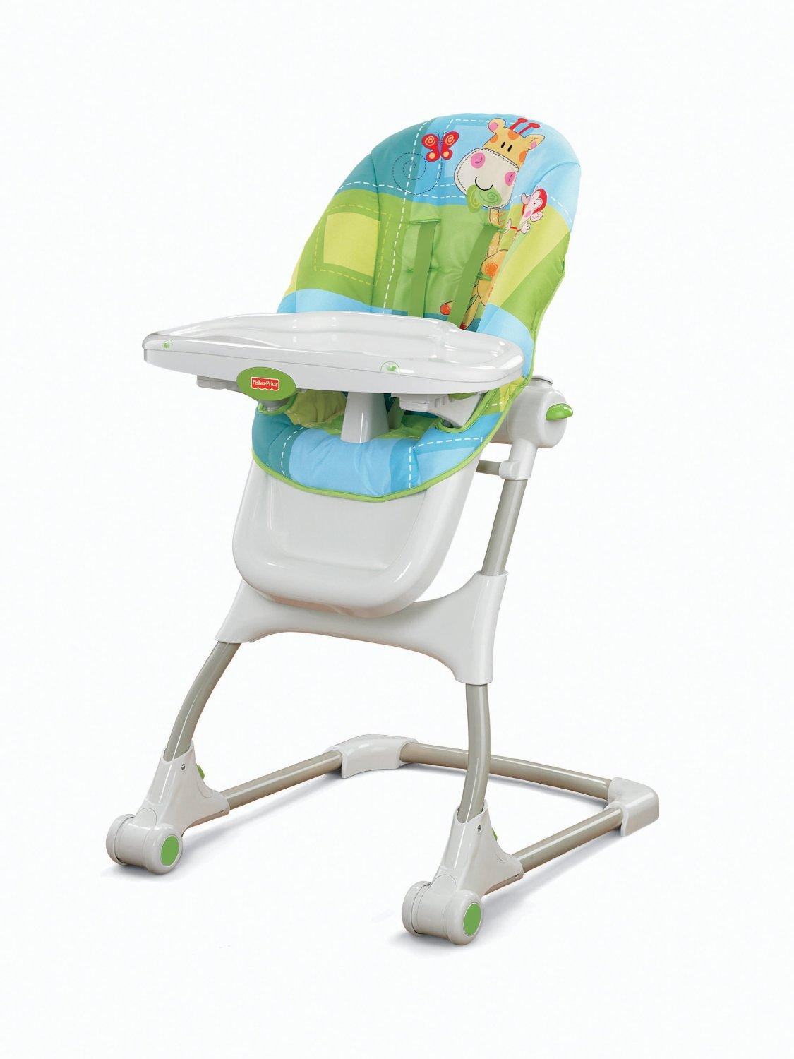 fisher price ez clean high chair fisher price discover n grow ez clean high chair