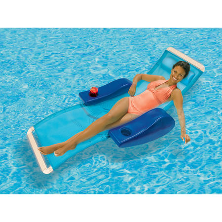 floating pool chair l