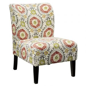 floral accent chair bbdcddf