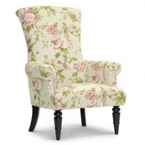 floral accent chair beautiful floral chair x