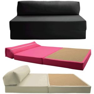 foam flip chair fold out chair bed designs
