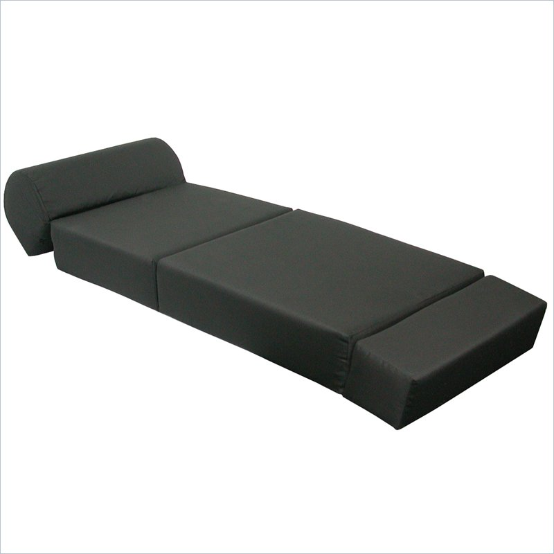 foam sleeper chair l