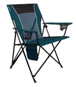 folding camping chair kijaro dual lock folding chair x