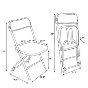 folding chair dimensions series folding chair dimensions samsonite