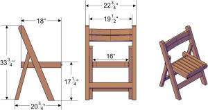 folding chair dimensions folding chair