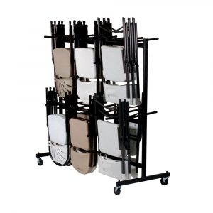 folding chair rack c