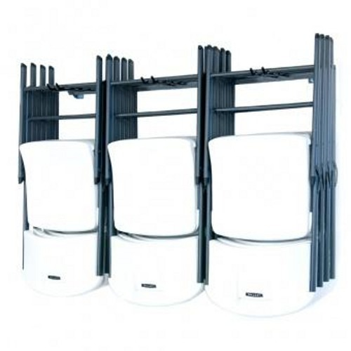 folding chair rack