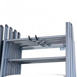 folding chair rack chair closeup