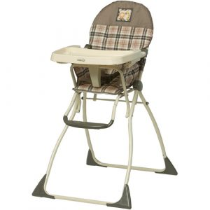 folding high chair x