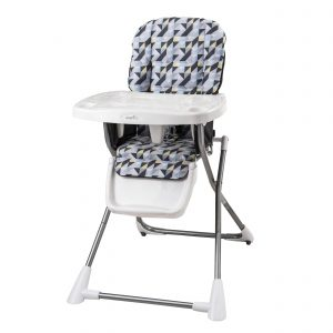 folding high chair compact fold high chair