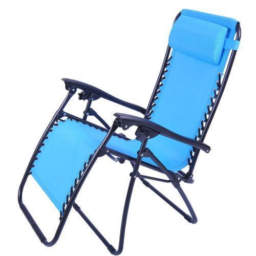 folding lounge chair