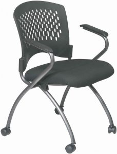 folding office chair office star progrid back folding chair with arms