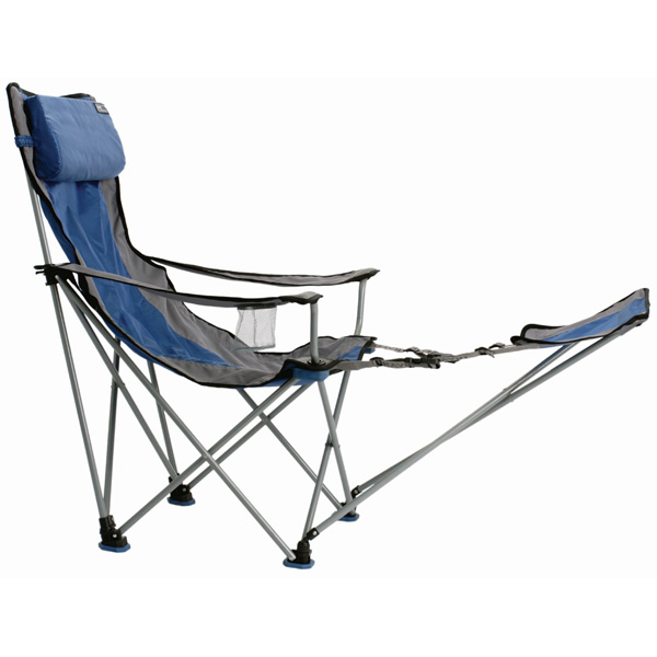 folding outdoor chair travel chair big bubba folding outdoor chair with footrest