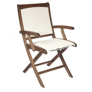 folding sling chair topaz folding sling chair