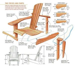 free adirondack chair plans instructions adirondack chair plans free