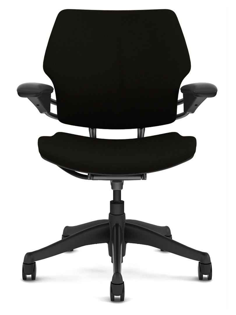 freedom task chair freedom task chair by humanscale front