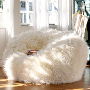 furry bean bag chair furlicious small beanbags