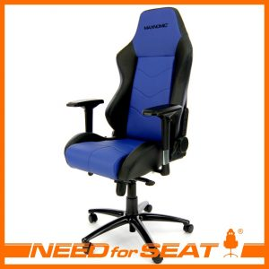 gamer computer chair dominator blue