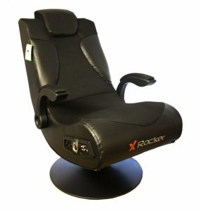 gaming chair rocker xrocker v