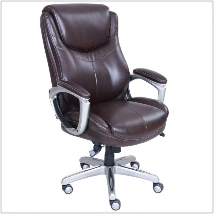 genuine leather office chair