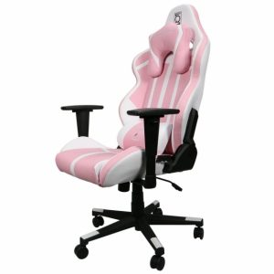 girls desk chair girls office chair masera series gaming office chair pink white picture