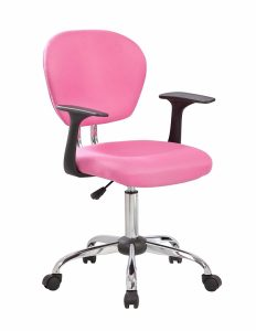 girls desk chair pink desk chair with arms modern chairs design pertaining to girls pink desk chair