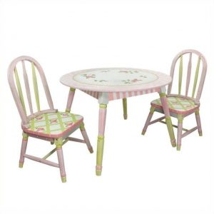 girls table and chair l