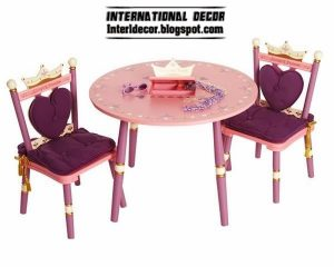 girls table and chair childrens table and chairs purple for girls