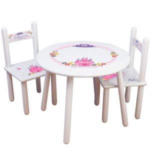 girls table and chair il xn rj