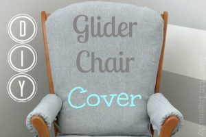 glider chair cover
