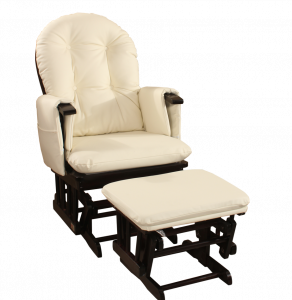 glider rocking chair pu